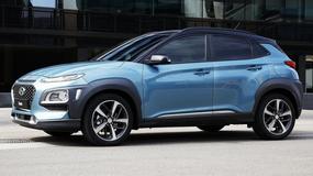 Hyundai Kona – nowy rywal Toyoty CH-R