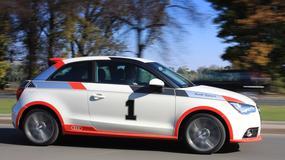 Audi A1: rajdówką do kawiarni