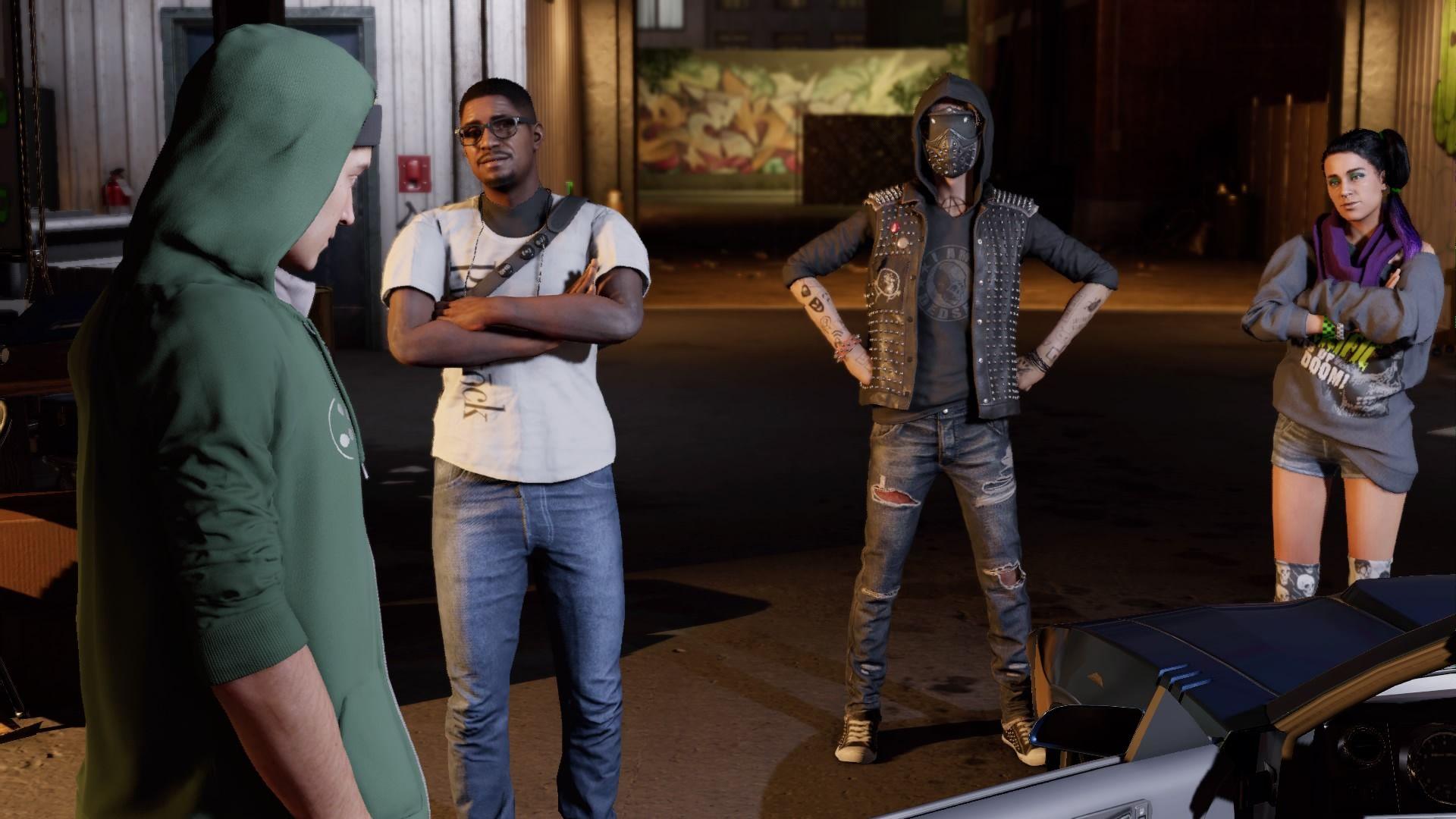 Marcus je členom skupiny DedSec a spolu pôjdeme po korporácii Blume