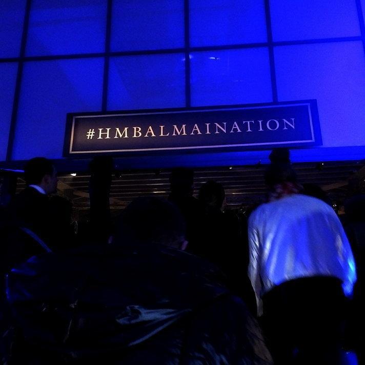 H&M x Balmain fot. Piotr Grabarczyk
