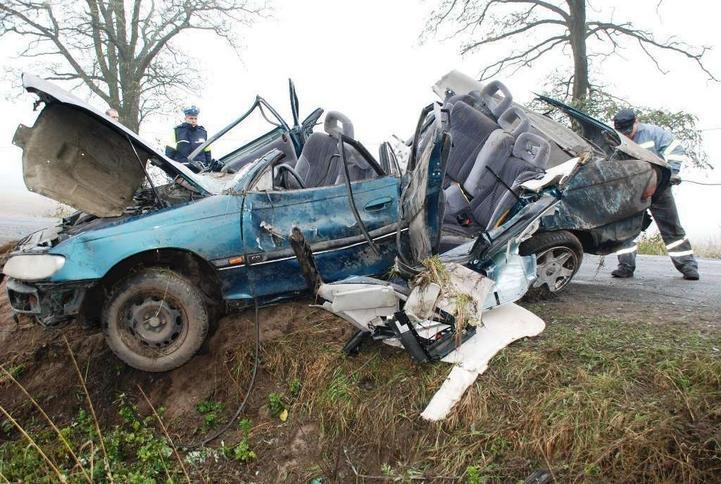 Tragiczny wypadek 19-latki. FOTO