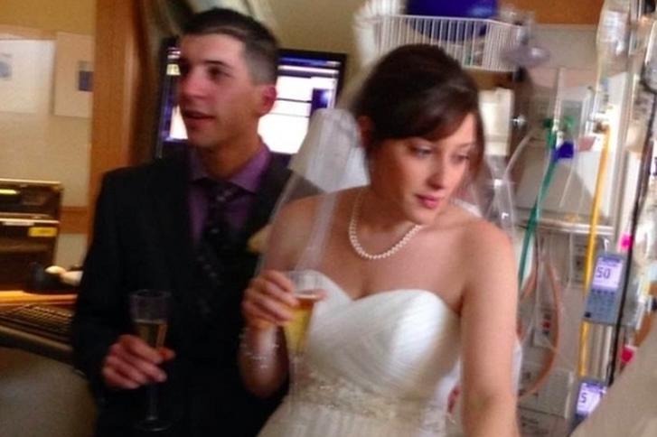 Zorganizowali ślub w 24 godziny