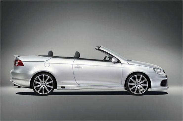 b b volkswagen eos 3 2 v6 turbo 500 km dla coup cabrio auto wiat. Black Bedroom Furniture Sets. Home Design Ideas