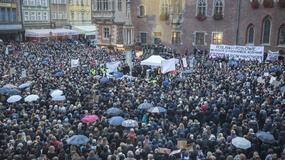 #Czarnyprotest: tak protestowano w Polsce i na świecie