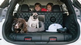 Nissan X-Trail 4Dogs - samochód przyjazny dla psów