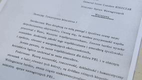 IPN udostępnił kolejne dokumenty z domu Kiszczaka. Zobacz, co zawierają