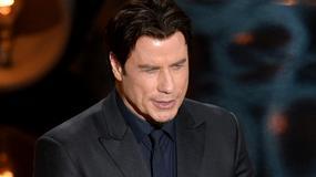 Oscary 2014: John Travolta skomentował oscarową wpadkę
