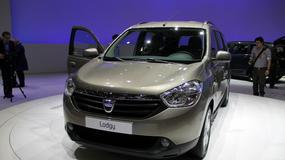 Dacia Lodgy (Genewa 2012)