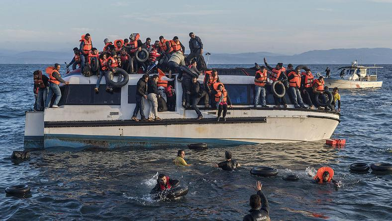 Súlyos milliárdokat keresnek az embercsempészek/Fotó-Wikipedia
