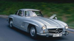 Mercedes 300 SL: legenda wiecznie żywa