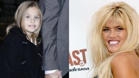 10-letnia córka Anny Nicole Smith to cała mama