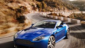 Aston Martin V8 Vantage S – S jak sport