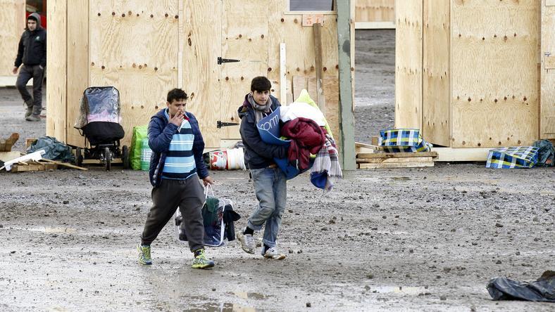 Az új menekülttáborban egy fokkal jobb körülmények uralkodnak/Fotó -AP