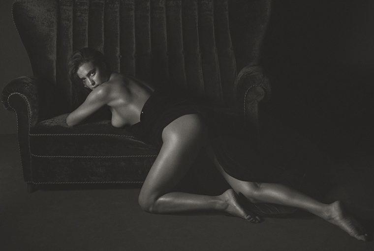 Irina Shayk x GQ Italia