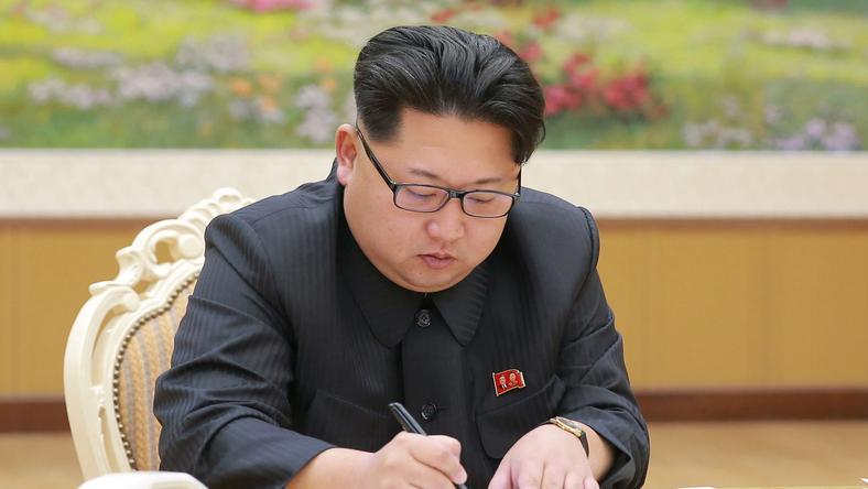 A rettegett vezető elrendelte az atomfegyverek készenlétbe állítását /Fotó: AFP