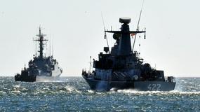 Manewry 3. Flotylli Okrętów na Bałtyku - ćwiczenia Okrętowej Grupy Zadaniowej