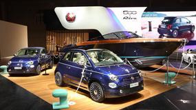 Paryż 2016: Fiat 500 Riva dla koneserów
