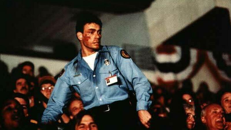 Jean-Claude Van Damme - kadry z filmów