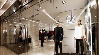 Calvin Klein zmienia logo