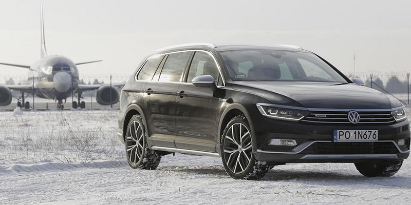 Volkswagen Passat Alltrack - kombi na bezdroża
