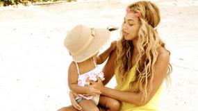 Tak spędza czas pomiędzy koncertami Beyonce i jej córeczka