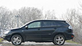 Lexus RX 400h Prestige - SUV na trzy serca