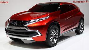 Mitsubishi XR-PHEV Concept w Genewie