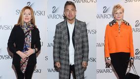 Kto pojawił się na prezentacji nowej kolekcji marki Swarovski?