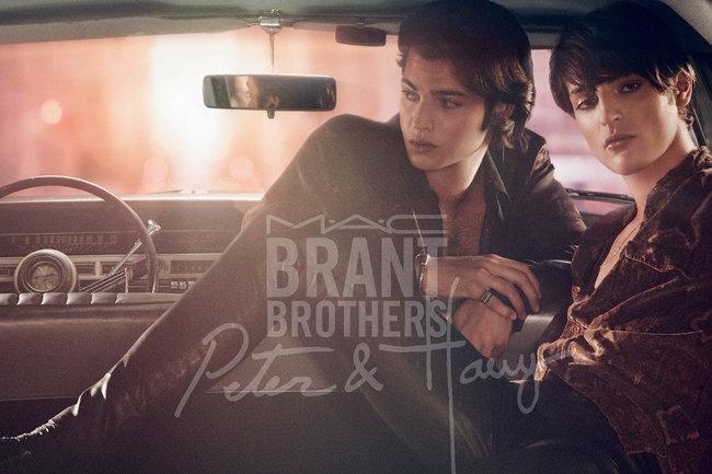 Kolekcja MAC x Brant Brothers