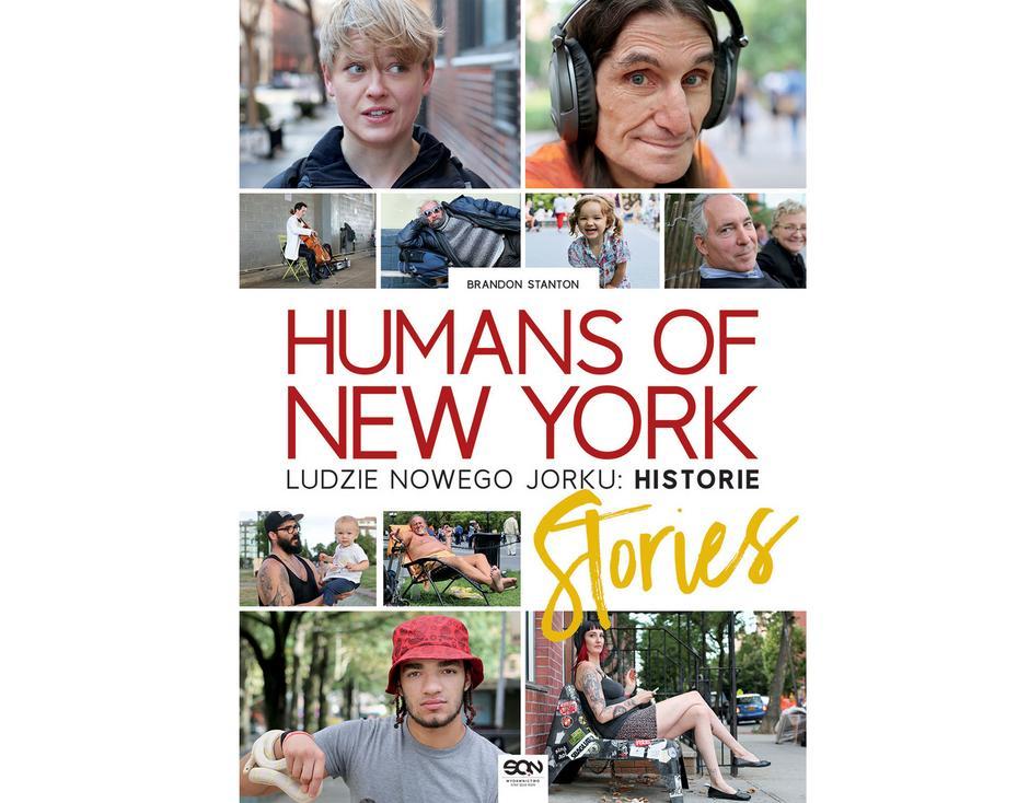 Humans Of New York - Ludzie Nowego Jorku: Historie