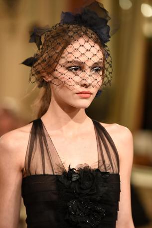 Lily-Rose Depp debiutuje na wybiegu