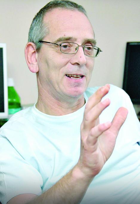 Nebojša Arsenijević, rektor Univerziteta u Kragujevcu