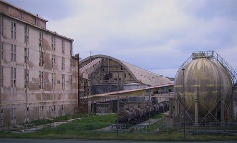 Na fabričkoj parceli predviđen trgovački centar