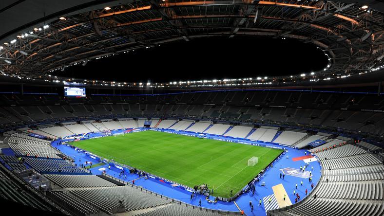 Stade de France a nyiró meccs és a döntő színhelye is, remélhetőleg telt ház lesz /Fotó: AFP