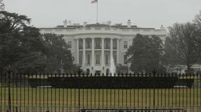 Dron znaleziony na trawniku Białego Domu był zabawką urzędnika