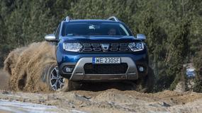Dacia Duster 1.2 TCe 4WD – wyższa jakość, lepsze prowadzenie