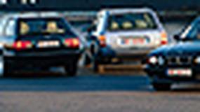 Audi A6 2.6, BMW 520i i Mercedes E 220 - Jak wino i skrzypce
