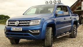 Volkswagen Amarok – w brud i na salony (pierwsza jazda)
