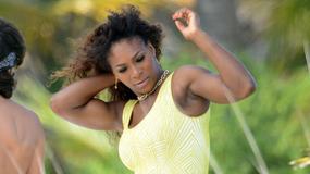 Kobiece kształty, jędrna pupa oraz umięśnione ciało - zobacz Serenę Williams w gorącej sesji
