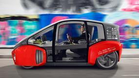 Ten futurystyczny samochód koncepcyjny to ogród na kółkach