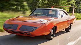 Heavy metal - Plymouth Road Runner Superbird