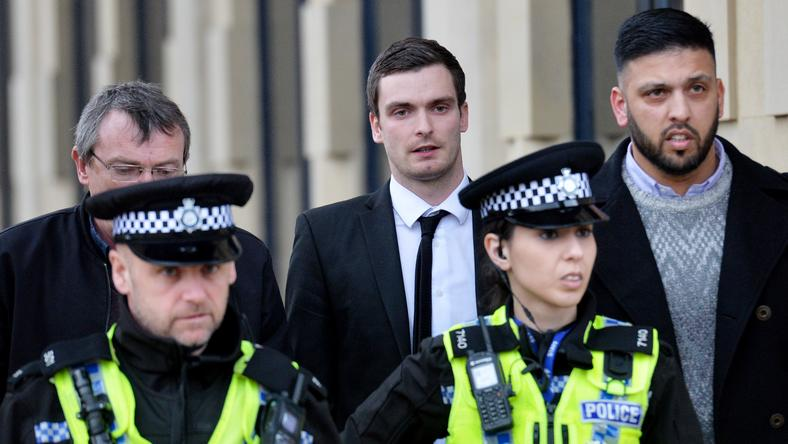 Johnson ma börtönbe vonul/Fotó: AFP