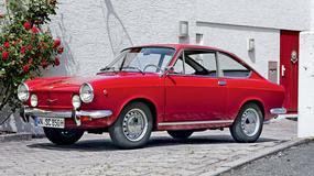 Fiat 850 Sport Coupe - odrobina dolce vita