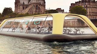 W Paryżu powstanie siłownia na wodzie