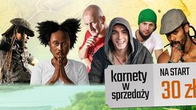 Reggaeland: Jah Cure, Lion D, Grubson, Bednarek, Damian SyjonFam i Daab zagrają na festiwalu