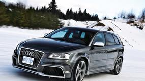 Audi RS3: Ostra wisienka na torcie