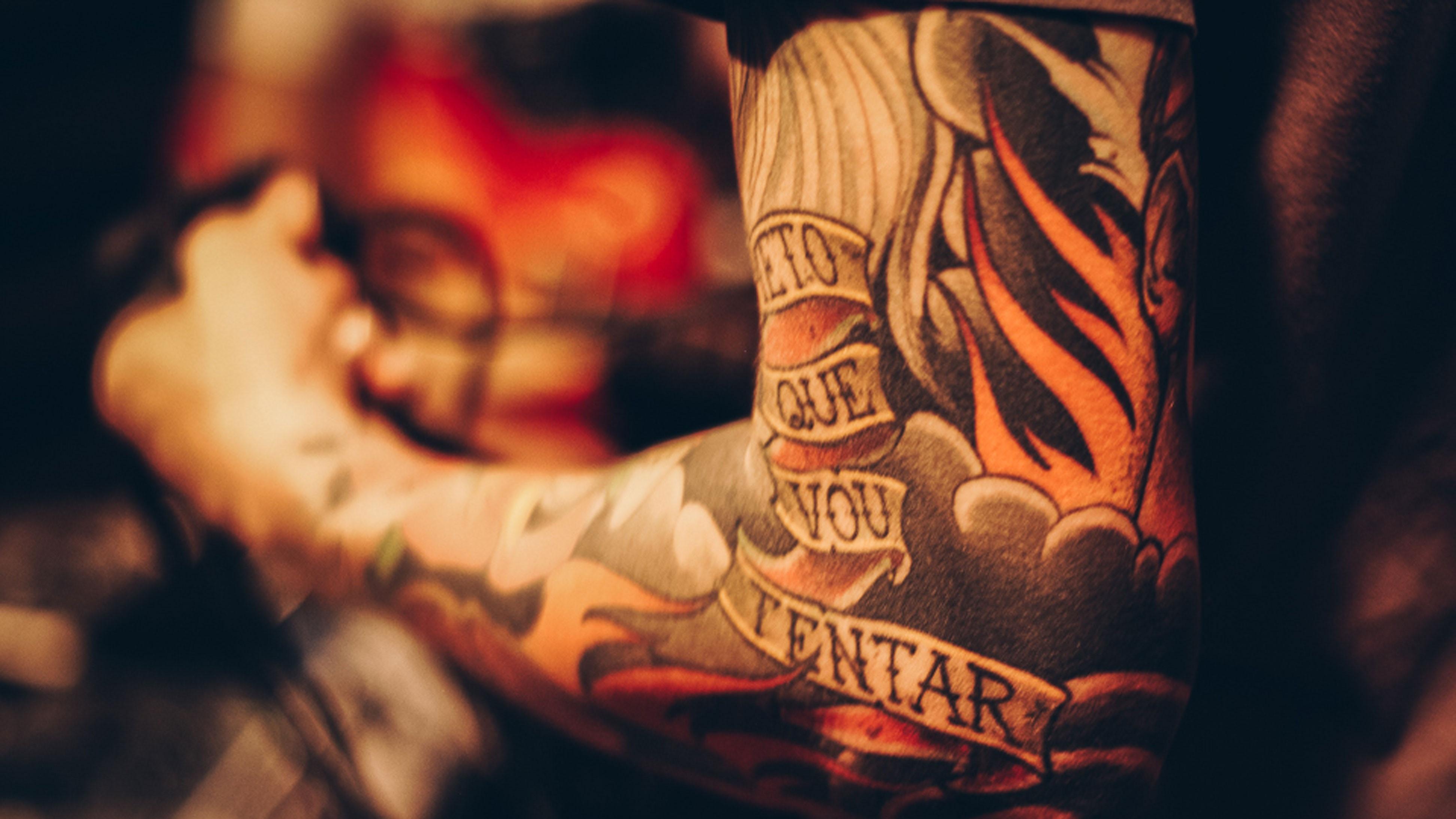 Das Sind Die Tattoo Trends 2018 Noizz