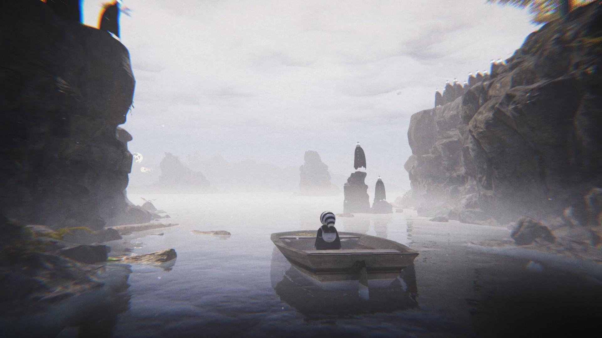 Oficiálne ukážky z hry Mona.