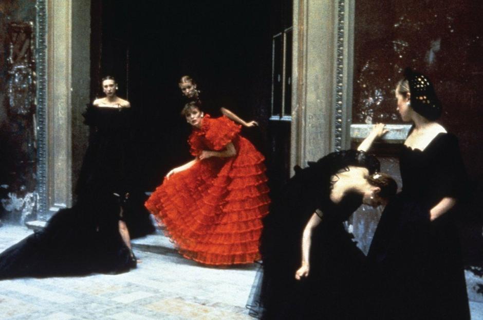 Deborah Turberville for Valentino - 1977