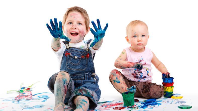 A gyerekek néha nagyon nagy kupit tudnak csinálni - képünk illusztráció /Fotó: Northfoto